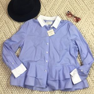 KATE SPADE Broome Street shirt